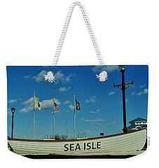 Sea Isle City Weekender Tote Bag by Ed Sweeney