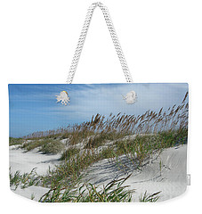 Sea Oats Weekender Tote Bag by Ellen Tully