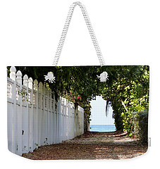 Passage To Sea Weekender Tote Bag by Amar Sheow