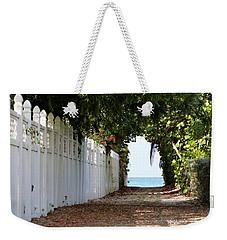 Passage To Sea Weekender Tote Bag