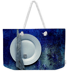 Sea Plate - S22v5bpp Weekender Tote Bag