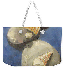 Sea Shells And Beach Stones Weekender Tote Bag
