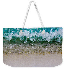 Sea Shore Colors Weekender Tote Bag