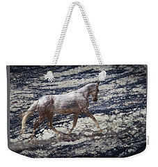 Sea Stallion Weekender Tote Bag
