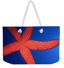 Sea Star Weekender Tote Bag
