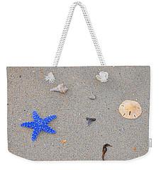 Sea Swag - Dark Blue Weekender Tote Bag