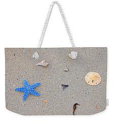 Sea Swag - Light Blue Weekender Tote Bag