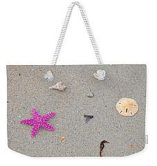 Sea Swag - Pink Weekender Tote Bag