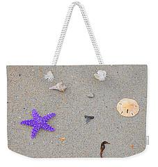 Sea Swag - Purple Weekender Tote Bag