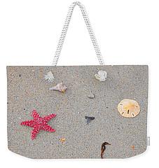 Sea Swag - Red Weekender Tote Bag