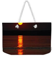 Seabrook Sunset Weekender Tote Bag
