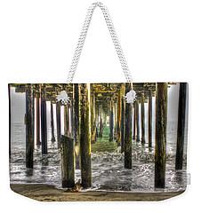 Seacliff Pier Weekender Tote Bag