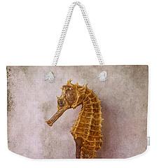 Seahorse Still Life Weekender Tote Bag