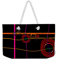 Seance Saturday Weekender Tote Bag