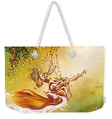 Search For The Sun Weekender Tote Bag