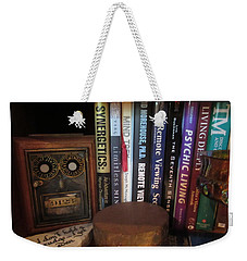 Searching For Enlightenment C Weekender Tote Bag