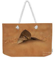 Seashell Solitude Weekender Tote Bag