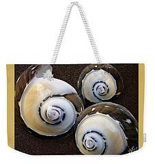 Seashells Spectacular No 23 Weekender Tote Bag