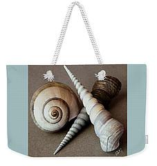 Seashells Spectacular No 24 Weekender Tote Bag