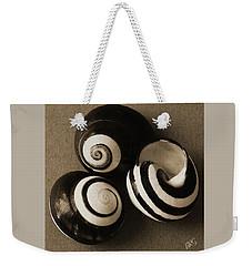 Seashells Spectacular No 27 Weekender Tote Bag