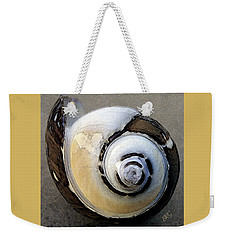 Weekender Tote Bag featuring the photograph Seashells Spectacular No 3 by Ben and Raisa Gertsberg