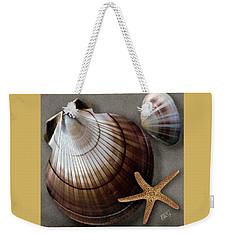 Seashells Spectacular No 38 Weekender Tote Bag