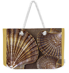 Seashells Spectacular No 7 Weekender Tote Bag