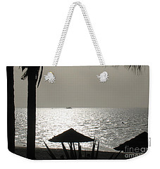 Seaside Dinner For Two Weekender Tote Bag by Patti Whitten