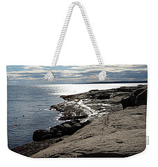 Seasider Weekender Tote Bag by Mim White