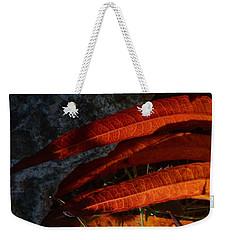 Seasonal Color Theory Weekender Tote Bag