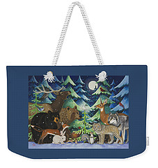Spirit Of Peace Weekender Tote Bag