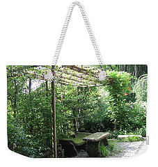 Seat Of Nature Weekender Tote Bag