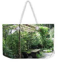 Seat Of Nature Weekender Tote Bag