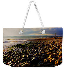 Seaton Weekender Tote Bag by Ron Harpham