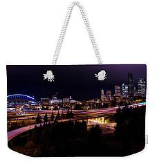 Seattle Bend Weekender Tote Bag