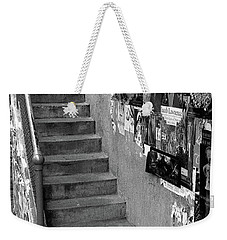 Seattle Stairs Weekender Tote Bag