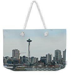 Seattle Washington Weekender Tote Bag