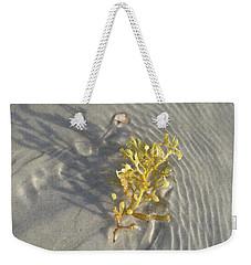Seaweed Sand Weekender Tote Bag