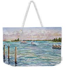 Sebastian Marina Weekender Tote Bag