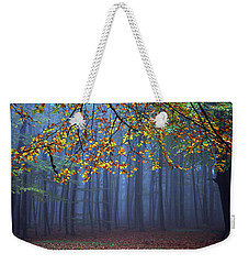 Seconds Before The Light Went Out Weekender Tote Bag