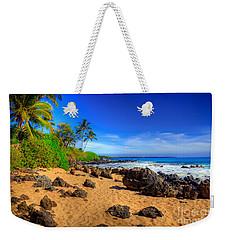 Secret Beach Maui Weekender Tote Bag