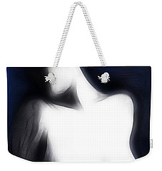 Secret Face Weekender Tote Bag