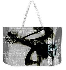 Secret Songs Weekender Tote Bag