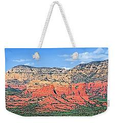 Sedona Landscape Weekender Tote Bag
