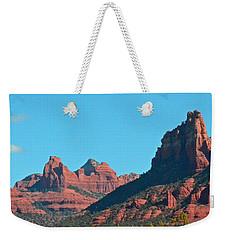 Sedona Panorama Weekender Tote Bag