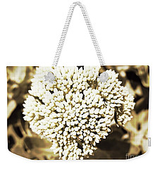 Sedum In The Heart Weekender Tote Bag by Kimberlee Baxter
