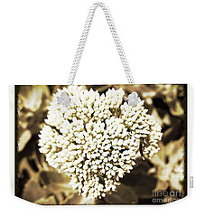 Sedum In The Heart Weekender Tote Bag
