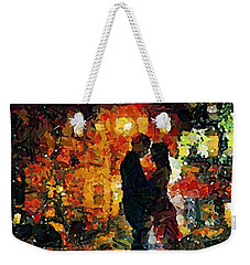 See You Tomorrow My Love Weekender Tote Bag