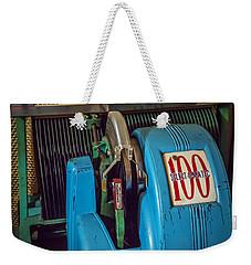 Seeburg Select-o-matic Jukebox Weekender Tote Bag by Brian Wallace
