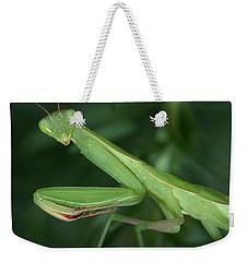 Seeing Green Weekender Tote Bag